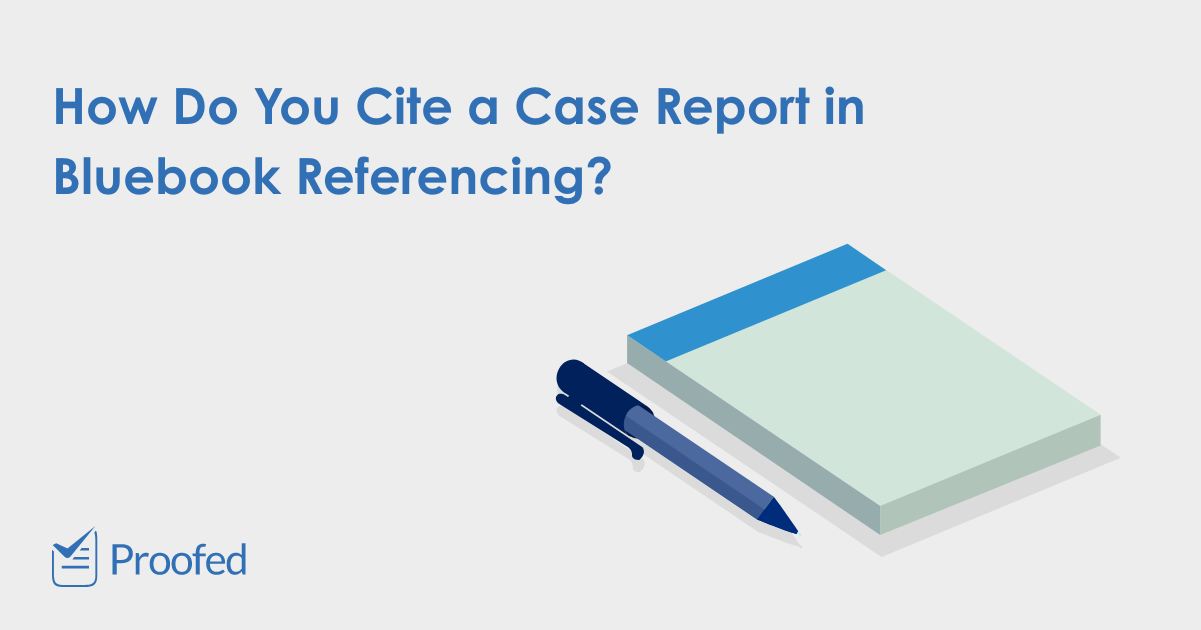 How to Format Case Citations in Bluebook Referencing