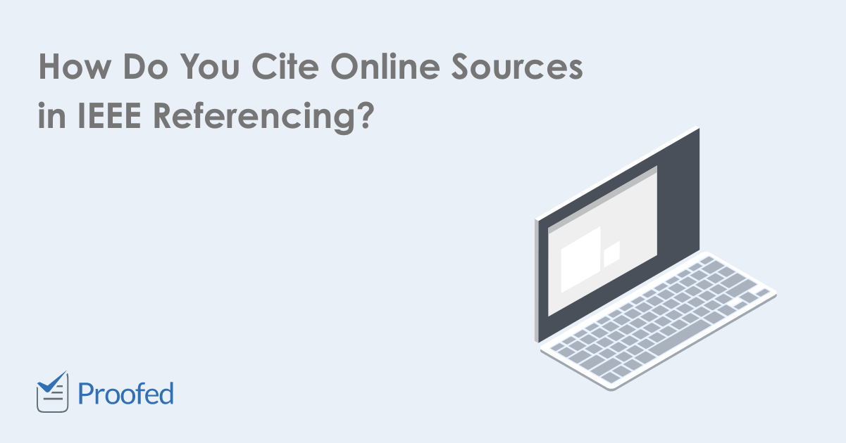 How to Cite a Website in IEEE Referencing