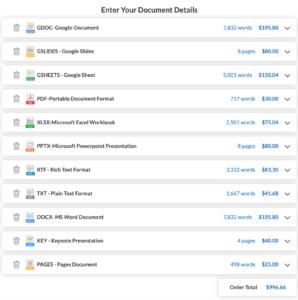 Upload All File Types