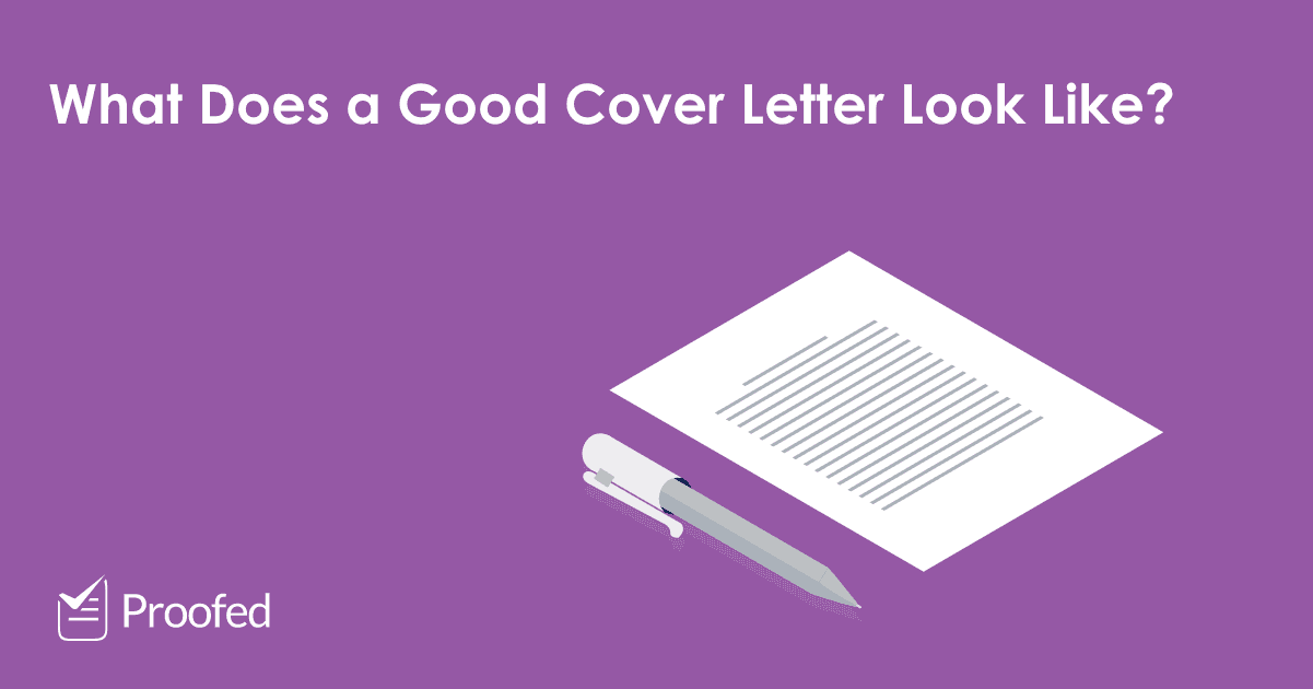 Writing Tips Example Cover Letter