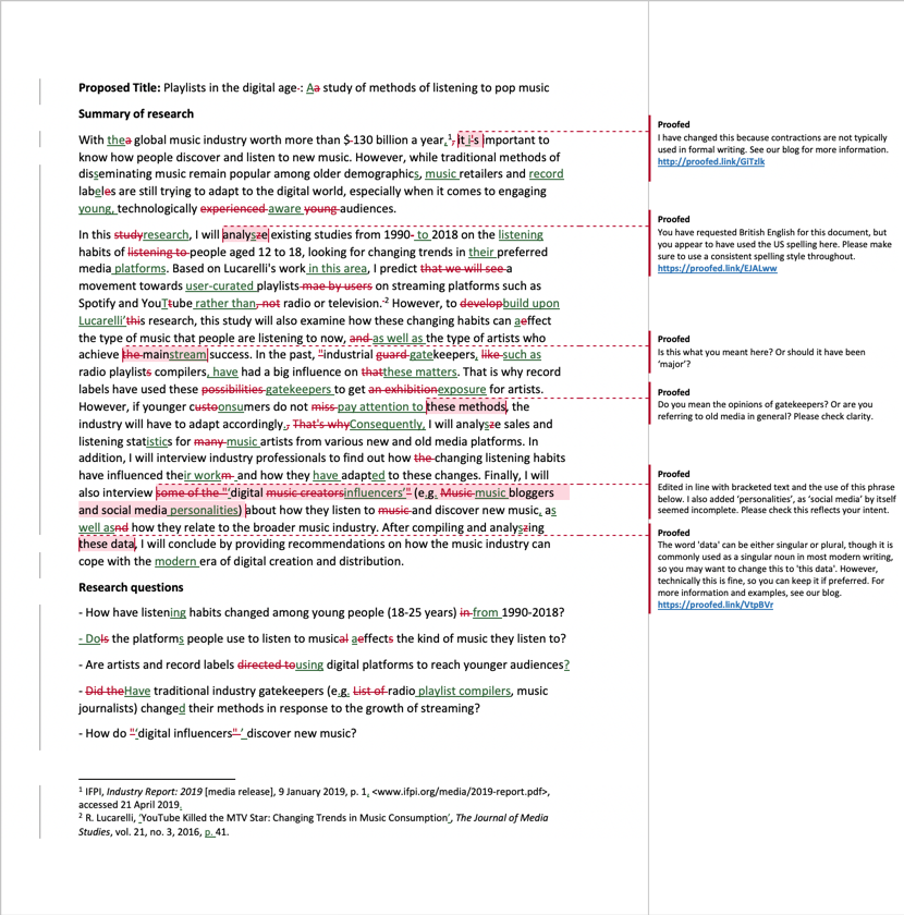 PhD Proposal Proofreading Example (After Editing)