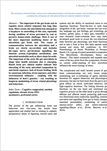 Research Article Proofreading Example (Before Editing)