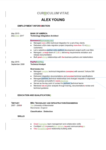 Resume proofreading service au top application letter writer service us